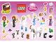Gear No: Gstk168  Name: Sticker Sheet, Disney Princess