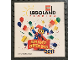 Gear No: Gstk207  Name: Sticker, Legoland Florida Grand Opening 2011