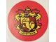 Gear No: Gstk209  Name: Sticker, Harry Potter, Gryffindor House Crest