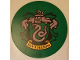 Gear No: Gstk212  Name: Sticker, Harry Potter, Slytherin House Crest