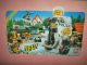Gear No: Gstk216  Name: Sticker, Legoland Town Large (93.557-D)