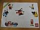 Gear No: Gstk217  Name: Sticker, School Book Labels (Bookplates) - Multi-theme Sheet of 7