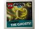 Gear No: Gstk218  Name: Sticker Sheet, Hidden Side I Caught the Ghosts! (Yellow)
