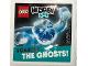 Gear No: Gstk220  Name: Sticker Sheet, Hidden Side I Caught the Ghosts! (Blue)