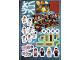 Gear No: Gstk238  Name: Sticker Sheet, Harry Potter, Sheet of 55