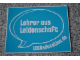 Gear No: Gstkedu04  Name: Sticker, Lehrer aus Leidenschaft, LEGOeducation.de