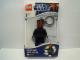 Gear No: IDLEG2281  Name: LED Key Light Darth Maul Key Chain (no Cape)