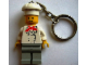 Gear No: KC002  Name: Chef Key Chain - old metal chain, no LEGO logo on back
