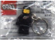 Gear No: KC012  Name: Classic Space Black Figure Key Chain