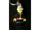 Gear No: KC022a  Name: Fireman Key Chain with Lego Logo on Back