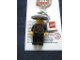 Gear No: KC035  Name: Dragon Fortress Guard Key Chain with 2 x 2 Square Lego Logo Tile