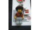 Gear No: KC038  Name: Sherpa Sangye Dorje Key Chain with 2 x 2 Square Lego Logo Tile