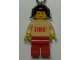 Gear No: KC122  Name: BRF Female White Torso Red Legs Key Chain