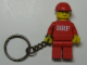 Gear No: KC123b  Name: BRF Male Red Torso Red Legs, with Helmet Key Chain