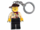 Gear No: KC140  Name: Johnny Thunder Key Chain