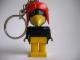 Gear No: KCF03  Name: Crow 1 Key Chain - Twisted Metal Chain, no LEGO logo on back