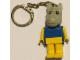 Gear No: KCF69  Name: Horse 2 Key Chain - Straight Metal Chain