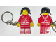 Gear No: KCP02  Name: Minifigure Falck Female Key Chain