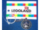Gear No: KCR01  Name: Racers Legoland (Windsor) Key Chain