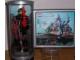 Gear No: KK2VlaAM1  Name: Display Assembled Set, Small Plastic Case with Knights Kingdom II Vladek Figure (8786)