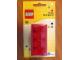 Gear No: L270UKRED  Name: Pencil Sharpener, 2 x 4 Brick, Red