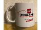 Gear No: LDCmug01  Name: Food - Cup / Mug, Legoland Discovery Center Dallas/Fort Worth Grapewine Mills Pattern
