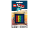 Gear No: LE302410  Name: Pencil Sharpener, The LEGO Movie blister pack