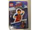 Gear No: LEG268931  Name: Eraser, The LEGO Movie 2 Emmet
