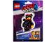 Gear No: LEG268932  Name: Eraser, The LEGO Movie 2 Lucy Wyldstyle