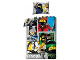 Gear No: LEG611BL  Name: Bedding, Duvet Cover and Pillowcase (140 x 200 cm) - The LEGO Ninjago Movie, So Ninja!