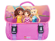 Gear No: LG100391710  Name: School Bag Friends Funpark