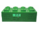 Gear No: LG11005  Name: Stereo CD Boom Box (Green)