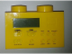Gear No: LG11012  Name: Alarm Clock Radio - Yellow