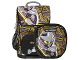 Gear No: LG200131714  Name: Backpack Ninjago Cole Maxi with Gym Bag