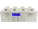 Gear No: LG500WS  Name: Stereo CD Boom Box (White)
