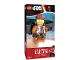 Gear No: LGL-HE17  Name: Head Lamp, Minifigure LED Headlamp Torch - Poe Dameron