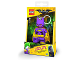 Gear No: LGL-KE104  Name: LED Key Light Batgirl Key Chain (LEDLITE) (The LEGO Batman Movie Version)