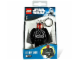 Gear No: LGL-KE13  Name: LED Key Light Darth Maul Key Chain (with Cape)