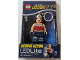 Gear No: LGL-KE70A  Name: LED Key Light Wonder Woman (Dark Blue Legs) Key Chain (LEDLITE)