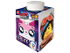 Gear No: LGL-LP21  Name: LED Silicone Brick 1 x 1, The LEGO Movie 2 Girls
