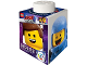 Gear No: LGL-LP22  Name: LED Silicone Brick 1 x 1, The LEGO Movie 2 Boys