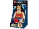 Gear No: LGL-TOB25T  Name: LED Torch Super Heroes Wonder Woman
