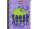 Gear No: LGO6553b  Name: Notebook, Friends, Spiral Bound, 200 Sheets