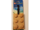 Gear No: LGO6628  Name: Bag / Luggage Tag, Lego Plate 2 x 3, Legends of Chima