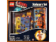 Gear No: LGO6723  Name: Stationery Set, The LEGO Movie 7 Piece