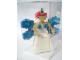 Gear No: LLCA36  Name: Miniland Figure in Fairy Princess Costume, Red Hair (Glued)