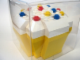 Gear No: LLCA44  Name: Legoland California 10th Birthday Cupcake Box (Glued Separate Base & Lid)