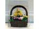 Gear No: LLCA50  Name: Easter Flower Basket (Glued)