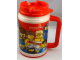 Gear No: LLCAThermalMug  Name: Food - Cup / Mug, Thermal Mug Legoland California Pattern