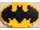 Gear No: LLFL01  Name: Batman Symbol (Glued)